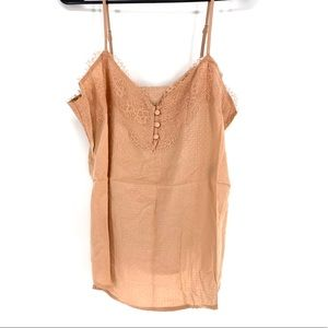 Forever 21 Women's Woven top/Cami